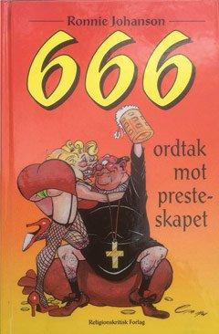 666-ordtak-mot-presteskapet-forside-Ronnie-Johanson