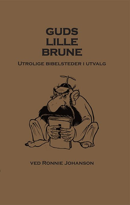 Guds-Lille-Brune-forfatter-Ronnie-Johanson