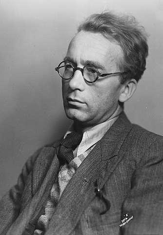 Aksel Sandemose 1934