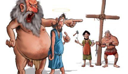 Steinalderguden-og-Jesus