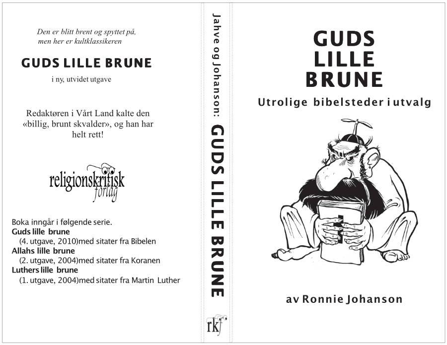 Guds-Lille-Brune-bokomslag